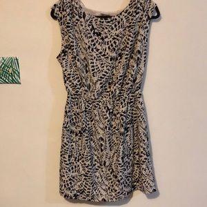 Dresses & Skirts - Forever 21 black and white dress